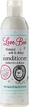 Fragrances, Perfumes, Cosmetics Gentle Hair Conditioner - Love Boo Natural Soft And Shiny