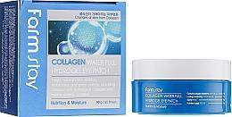 Fragrances, Perfumes, Cosmetics Collagen Eye Patches - FarmStay Water Full Hydrogel Eye Patch