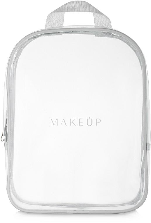 "Shower Makeup Bag, white ""Beauty Bag"" (without filling) - MakeUp"