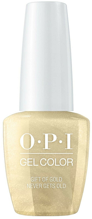 Nail Polish - O.P.I. Gel Color Mini Love — photo N1