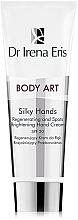 Fragrances, Perfumes, Cosmetics Hand Cream - Dr Irena Eris Body Art Silky Hands