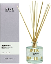 Fragrances, Perfumes, Cosmetics Reed Diffuser - Ambientair Lab Co. Amber & Clove