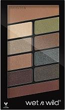Fragrances, Perfumes, Cosmetics Eyeshadow Palette - Wet N Wild Color Icon 10 Pan Palette