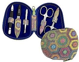 Fragrances, Perfumes, Cosmetics Manicure Set - DuKaS Premium Line Manicure Set 5-piece PL 111FP
