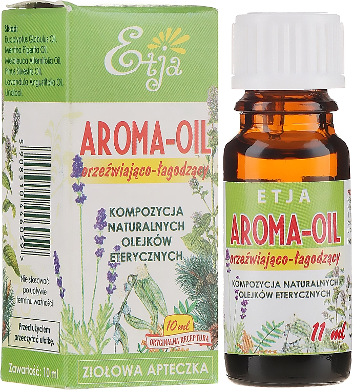 Natural Essential Oils Blend - Etja