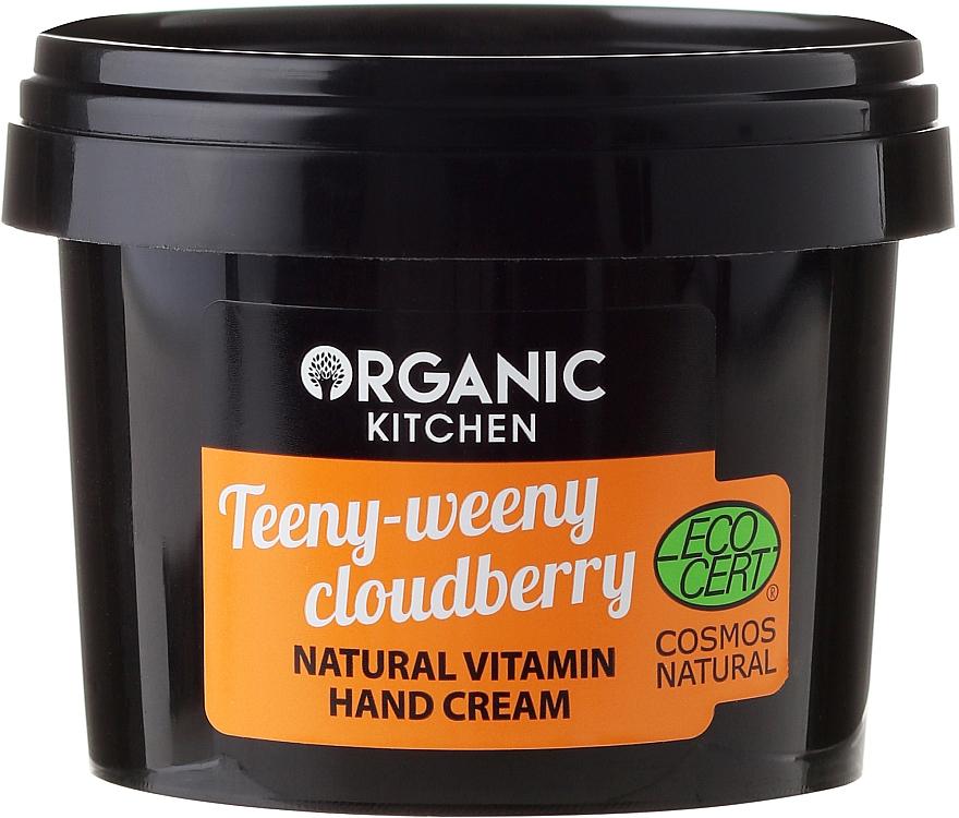 Hand Cream - Organic Shop Organic Kitchen Teeny-Weeny Cloudberry Hand Cream