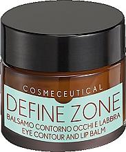 Fragrances, Perfumes, Cosmetics Eye & Lip Contour Balm - Surgic Touch Define Zone Eye Contour And Lip Balm
