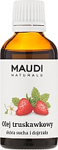 Fragrances, Perfumes, Cosmetics Strawberry Oil - Maudi