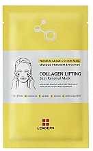 Fragrances, Perfumes, Cosmetics Firming Mask - Leaders Collagen Lifting Skin Renewal Mask