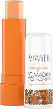 Fragrances, Perfumes, Cosmetics Nourishing Lip Balm - Vianek Lip Balm