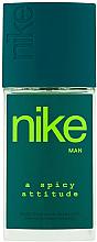 Fragrances, Perfumes, Cosmetics Nike Spicy Attitude Man - Deodorant