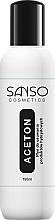 Fragrances, Perfumes, Cosmetics Gel Polish Remover - Sanso Cosmetics Aceton