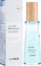 Fragrances, Perfumes, Cosmetics Moisturizing Mineral Essence - The Saem Iceland Hydrating Essence