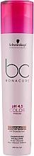 Fragrances, Perfumes, Cosmetics Hair Shampoo - Schwarzkopf Professional Bonacure pH 4.5 Color Freeze Chocolate Shampoo