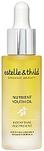 Fragrances, Perfumes, Cosmetics Nourishing Face Oil - Estelle & Thild BioDefense Nutrient Youth Oil