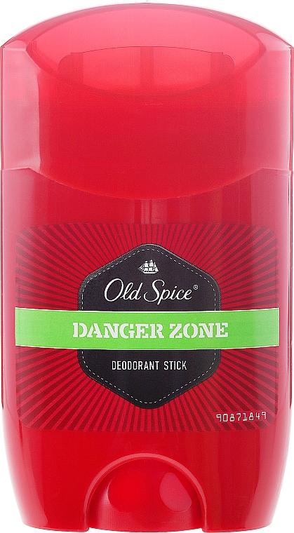Deodorant Stick - Old Spice Danger Zone Deodorant Stick
