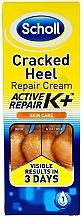 Fragrances, Perfumes, Cosmetics Regenerating Cream for Heels Cracked Skin - Scholl Cracked Heel Repair Cream