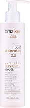 Fragrances, Perfumes, Cosmetics Leave-In Styling Fluid After Keratin Straightening - Braziker Leave-In Styling Fluid After Keratin Hair Straightening