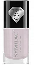 Fragrances, Perfumes, Cosmetics Nail Polish - Semilac French&Care Nail Polish