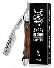 Fragrances, Perfumes, Cosmetics Shavette - Angry Beards Shavetta Zizka