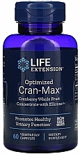 """Fragrances, Perfumes, Cosmetics Dietary Supplement """"Cranberry & Hibiscus Concentrate"""" - Life Extension Optimized Cran-Max"""