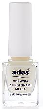 Fragrances, Perfumes, Cosmetics Milk Protein Nail Conditioner - Ados