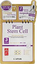 Fragrances, Perfumes, Cosmetics 3-Step Plan of Skin Renewal - Rainbow L'Affair 3-Step Plant Skin Stem Cell Skin Renewal Mask