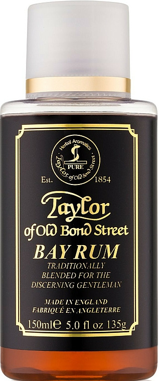Taylor of Old Bond Street Bay Rum - Aftershave Lotion