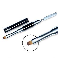 Fragrances, Perfumes, Cosmetics Gel Brush with Spatula, #12 - Elisium
