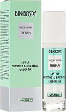 Fragrances, Perfumes, Cosmetics Eye Cream - BingoSpa Lift Up Smooths Brightens Under Eye