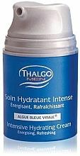 Fragrances, Perfumes, Cosmetics Men Intensive Moisturizing Cream - Thalgo Intense Hydratant Cream