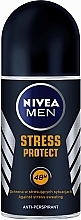 "Fragrances, Perfumes, Cosmetics Men Roll-On Antiperspirant Deodorant ""Anti-Stress Protection"" - Nivea Men Stress Protect deodorant Roll-On"