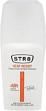 Fragrances, Perfumes, Cosmetics Roll-On Antiperspirant - STR8 Heat Resist Antiperspirant Deodorant Roll-on