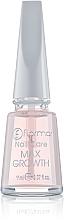 Fragrances, Perfumes, Cosmetics Nail Hardener - Flormar Nail Care Max Growth