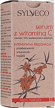 Fragrances, Perfumes, Cosmetics Vitamin C Face Serum - Sylveco