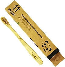Fragrances, Perfumes, Cosmetics Kids Soft Toothbrush, beige - Zuzii Kids Soft Toothbrush
