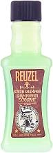 Fragrances, Perfumes, Cosmetics Shampoo-Scrub - Reuzel Finest Scrub Shampoo Pomade