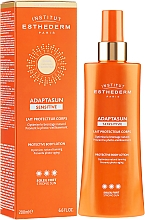 Fragrances, Perfumes, Cosmetics Body Lotion - Institut Esthederm Adaptasun Sensitive Skin Body Lotion Strong