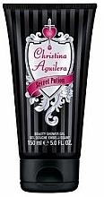 Fragrances, Perfumes, Cosmetics Christina Aguilera Secret Potion - Shower Gel
