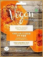 Fragrances, Perfumes, Cosmetics Pumpkin Face Mask - Lomi Lomi Vegan Mask