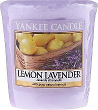 "Fragrances, Perfumes, Cosmetics Scented Candle ""Lemon & Lavender"" - Yankee Candle Scented Votive Lemon Lavender"