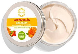 Fragrances, Perfumes, Cosmetics Moisturizing Balm - Yamuna Marigold Balm With Comfrey Root Extract