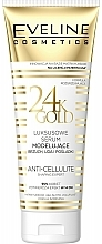 Fragrances, Perfumes, Cosmetics Body Serum - Eveline Cosmetics Slim Therapy 24kGold