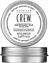 Fragrances, Perfumes, Cosmetics Strong Hold Mustache Wax - American Crew Official Supplier to Men Moustache Wax Strong Hold