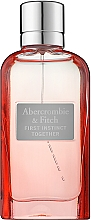Fragrances, Perfumes, Cosmetics Abercrombie & Fitch First Instinct Together For Her - Eau de Parfum