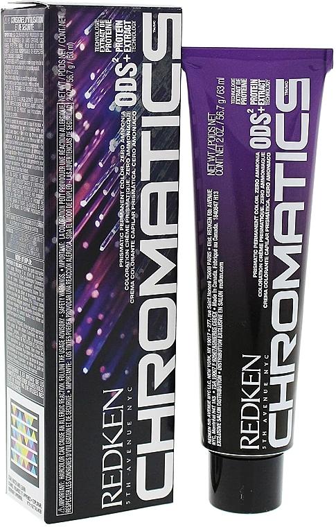 Ammonia-Free Hair Color - Redken Chromatics