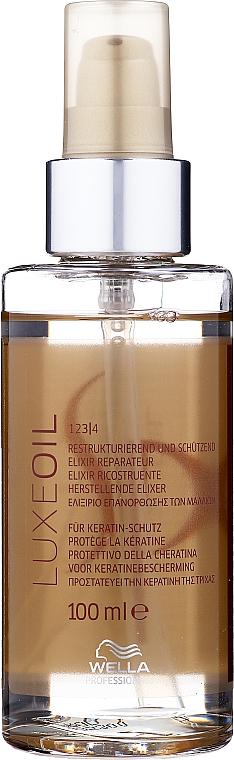 Repair Elixir - Wella SP Luxe Oil Reconstructive Elixir