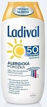 Fragrances, Perfumes, Cosmetics Sensitive Skin Gel - Ladival SPF50