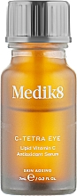 Set - Medik8 The CSA Philosophy Kit Eye Edition (serum/7ml + cr/15ml + serum/7ml + cleanser/30ml) — photo N3
