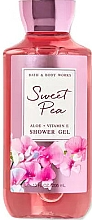 Fragrances, Perfumes, Cosmetics Bath and Body Works Sweet Pea - Shower Gel